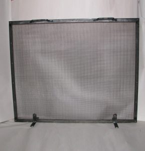 Fireplace Screens. Free Standing Screen